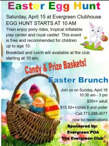 Easter Egg Hunt and Brunch
